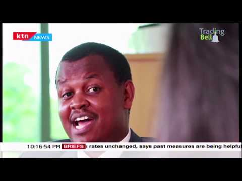 Focus on Abraham Ongenge,CFO, Stanbic Bank Kenya | Trading Bell | Part 2