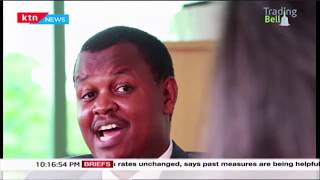 Focus on Abraham Ongenge,CFO, Stanbic Bank Kenya | Trading Bell | Part 2