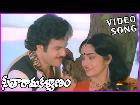 Rallallo Isakallo Telugu Song HD   Seetharama Kalyanam Video Songs   Balakrishna   Rajini