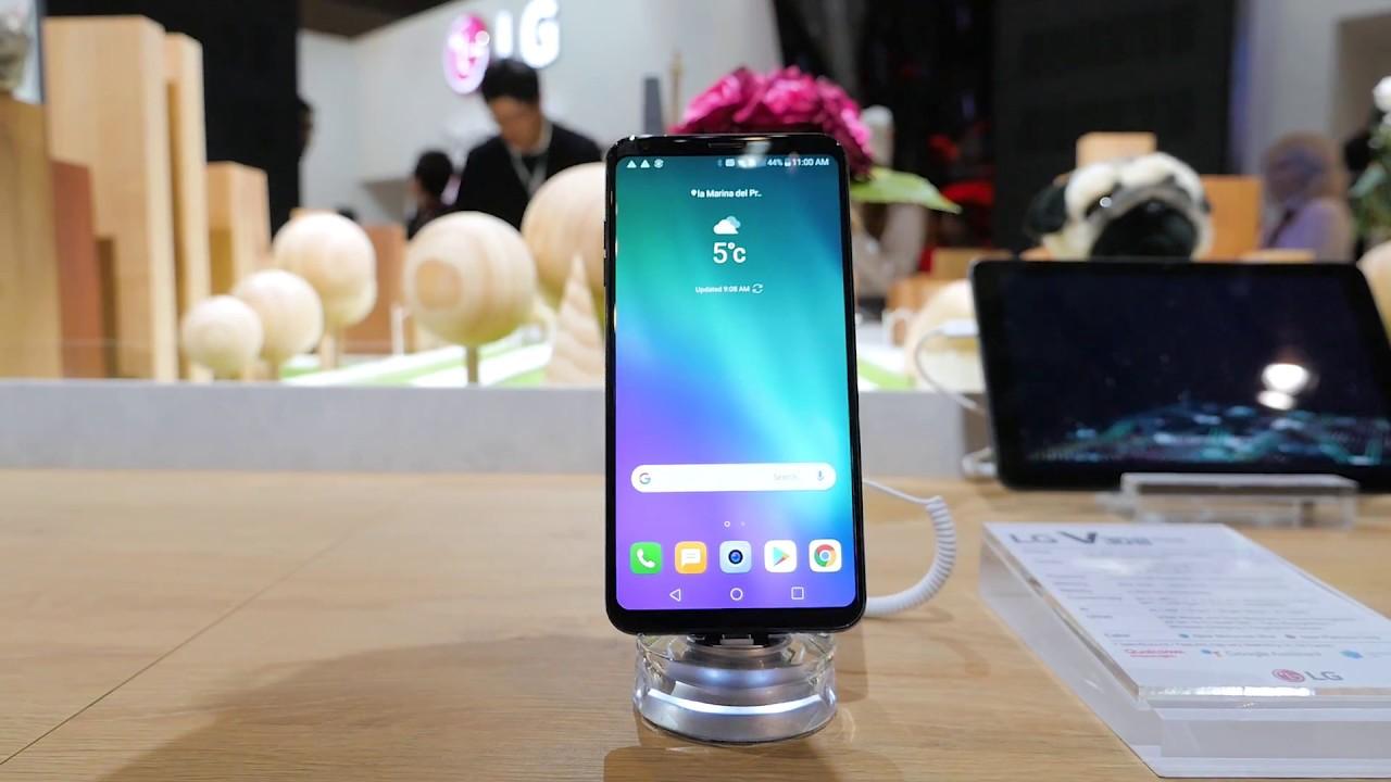 LG V30S ThinQ – inteligentny smartfon od LG
