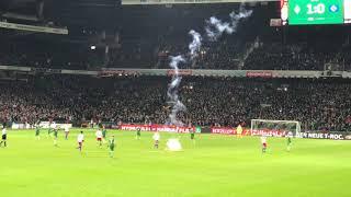 2018-02-24 SV Werder Bremen - Hamburger SV  1-0