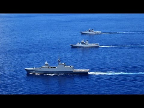 Exercise RIMPAC 2014 Part 1: Friendship & Partnership