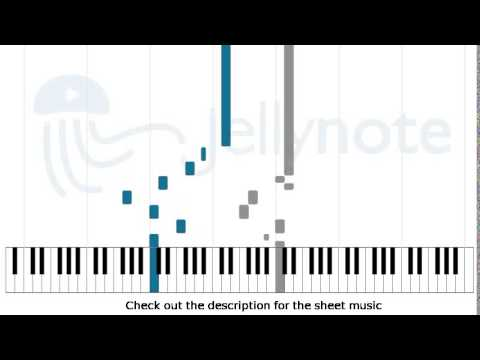 While Your Lips Are Still Red Nightwish Piano Sheet Music Youtube