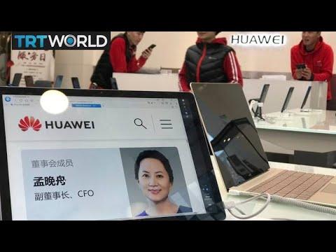 Canada's arrest of Huawei exec Meng Wanzhou