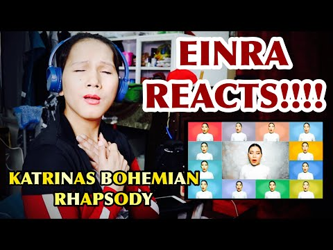 BOHEMIAN RHAPSODY KATRINA VELARDE SONG COVER  #EinraReacts