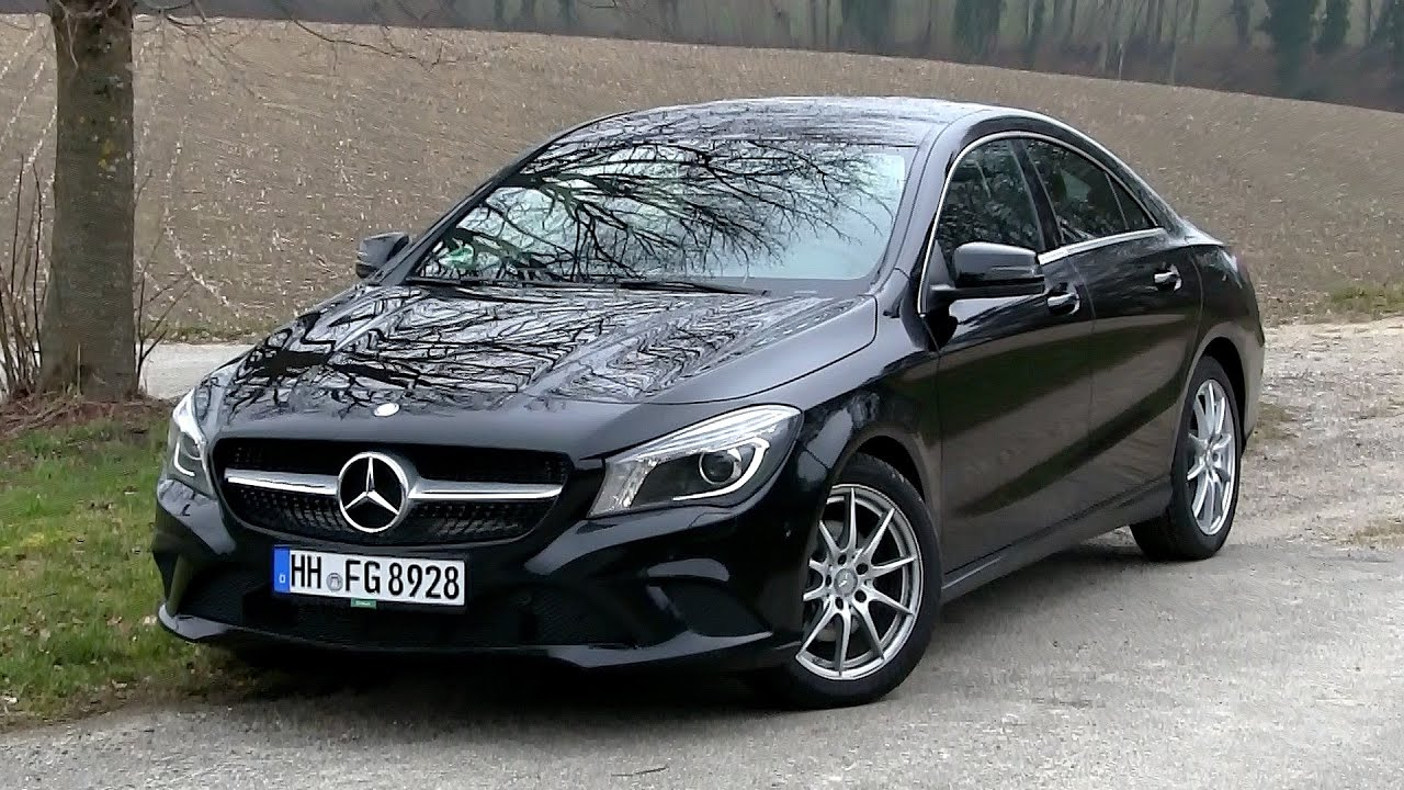 2016 mercedes benz cla 180 122 hp test drive by test. Black Bedroom Furniture Sets. Home Design Ideas