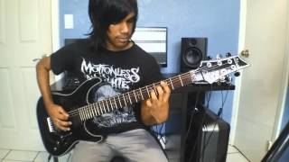 Black Veil Brides - Devil In The Mirror (Guitar Cover)