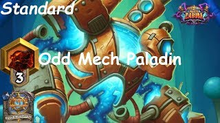 Hearthstone: Odd Mech Paladin #8: Boomsday (Projeto Cabum) - Standard Constructed