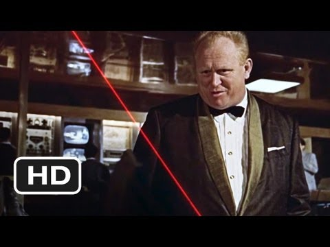 Goldfinger Movie   I Expect you To Die 1964 HD