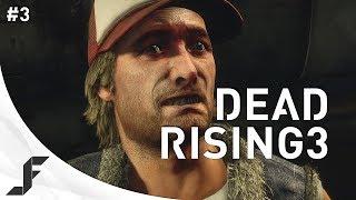 Dead Rising 3 Walkthrough Part 3 - Zombie Porn!
