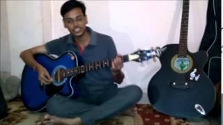 Guitar lesson|Deshbhakti song| hai preet jahan ki