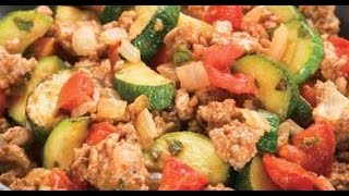 How To Prepare Easy Turkey Skillet Dinner-  Healthy Food, Funny Hot Recipes,healthy Tips