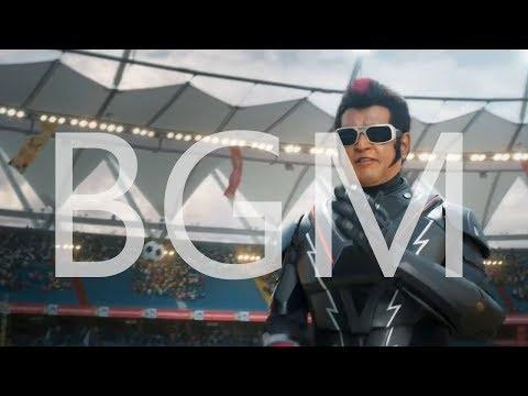 2.0 Epic Background Music (BGM 1) | A R Rahman (Endhiran 2 / Robot 2)