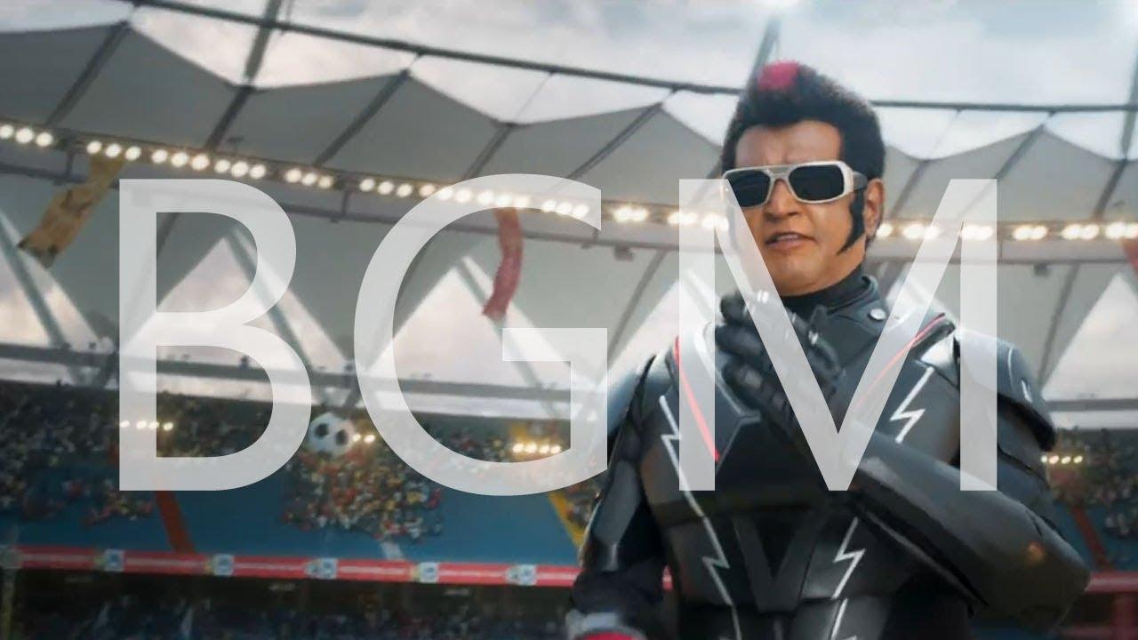 2.0 Epic Background Music (BGM 1) | A R Rahman (Endhiran 2 / Robot 2 ...