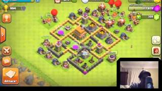 Clash of Clans Gameplay/Commentary part 18: What Happened to DragonVale?