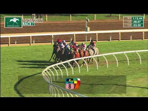 Keeneland Featured Race (Race 7) - October 26, 2017
