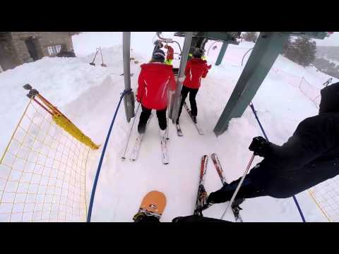 Learn to ski with RARL day 2 Andorra