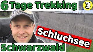 Trekkingtour Schwarzwald Teil 3 - genialer Regentag in Lenzkirch und Schluchsee
