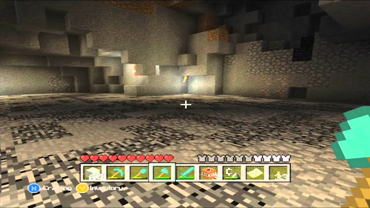 how to make a farm in minecraft xbox 360