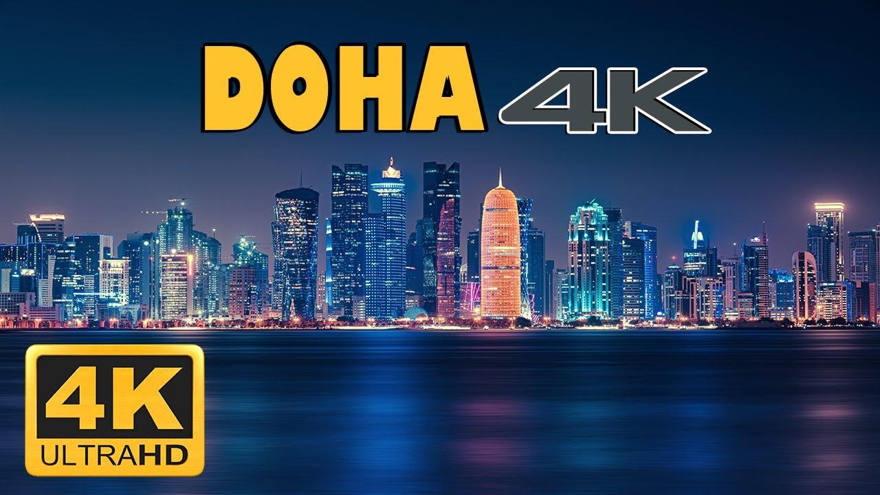 Download Doha, Qatar, 🇶🇦 in 4k