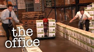 When The Office Runs The Warehouse - The Office US