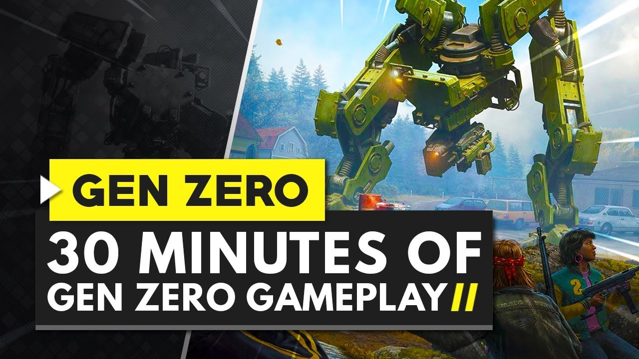 Generation Zero-CODEX « Skidrow & Reloaded Games