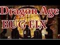 "Dragon Age Origins: Ultimate Edition - Inventory Bug ""Fix"""
