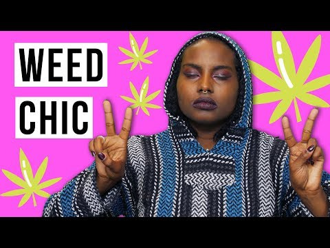 Top 5 Ways to Show You're a Stoner - Weed Style Guide // Fringe Binge | HISSYFIT