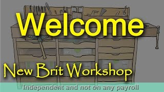 Welcome To The New Brit Workshop