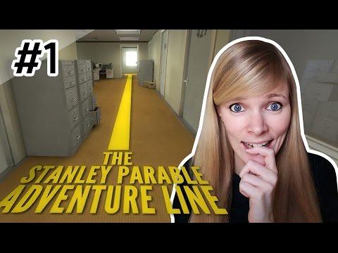 ADVENTURE LINE - The Stanley Parable - Part 1