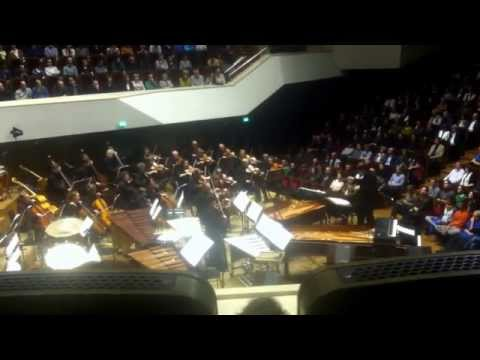Steve Reich - Duet for two Solo Violins and String Orchestra - 3.5.2014 - Gewandhaus Leipzig