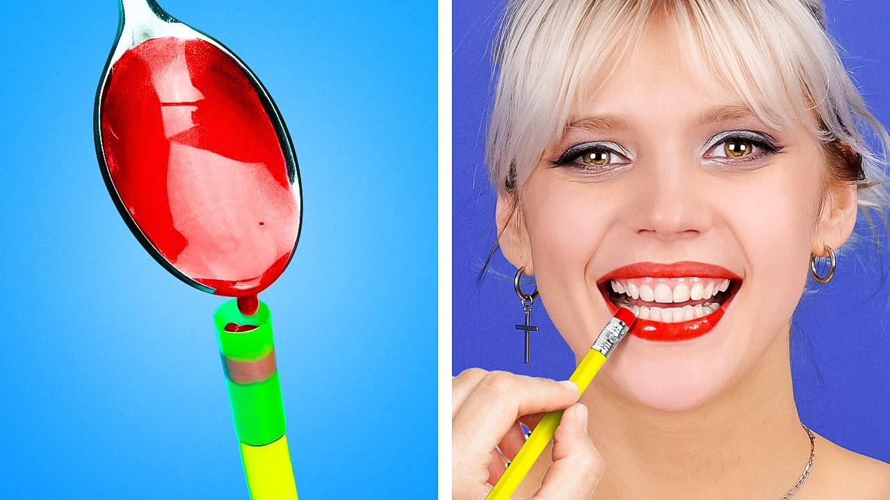 Beauty Hacks for Smart Student Girls!