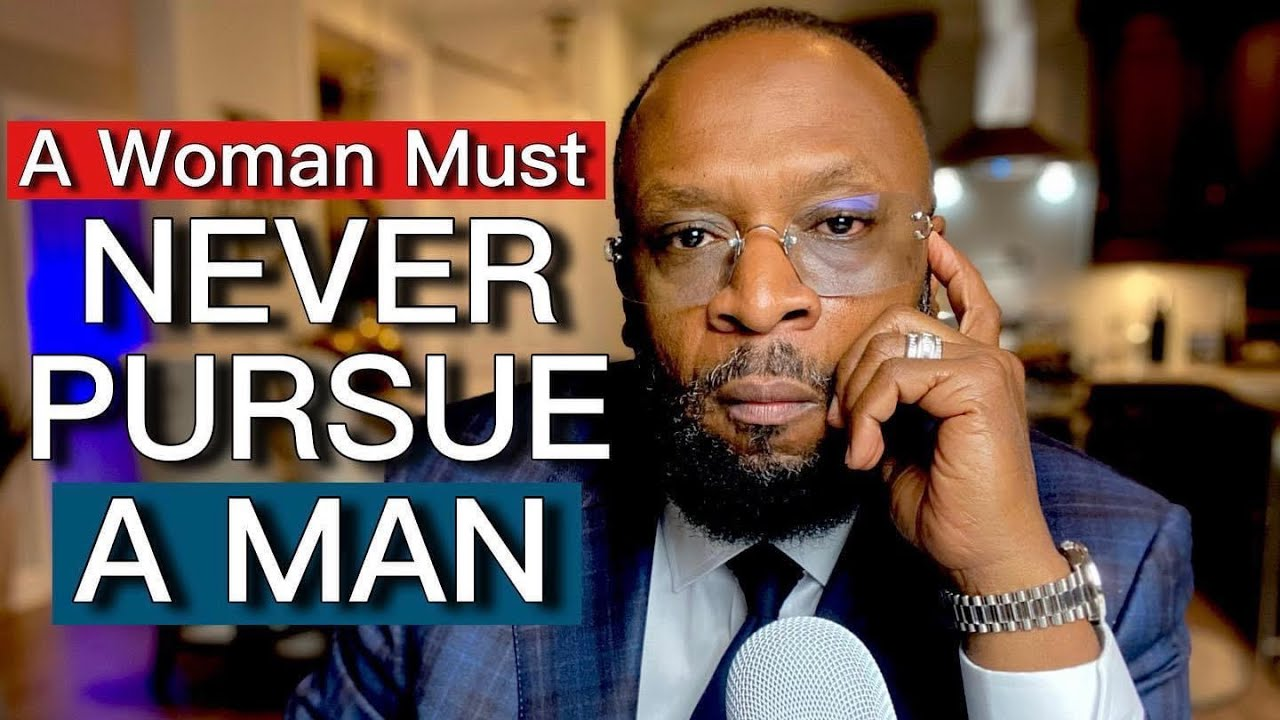 TOTD: Should A Woman Pursue A Man?