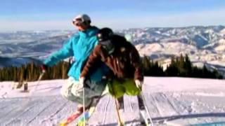 Recopilación de caídas de Esquí