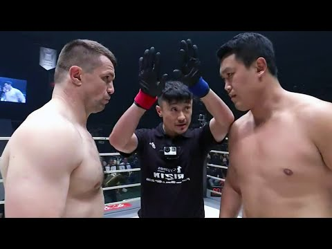 Mirko CRO COP Filipovic (Croatia) vs Hyun Man Myung (South Korea) | MMA Fight HD