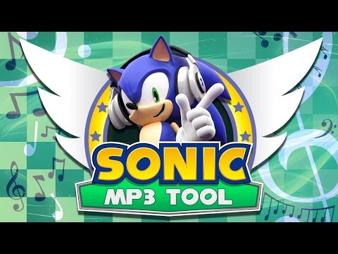 Sonic the Hedgehog 2 with Sonic 2 MP3 Tool - YouTube