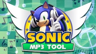 Sonic the Hedgehog 2 with Sonic 2 MP3 Tool