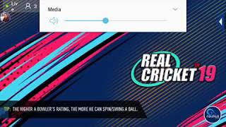 Real cricket19 Big match Ace 1 vs Ace 1
