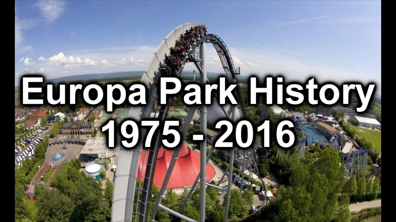 How To Stop Rust >> Europa Park History 1975 - 2016 - YouTube