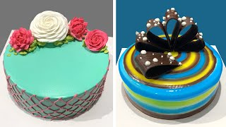 Best Cake Decorating Ideas for Birthday 🎂 How to Make Chocolate Cake Decorating Tutorial   So Yummy