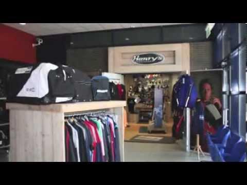 Aangenaam, Henrys Sportshop