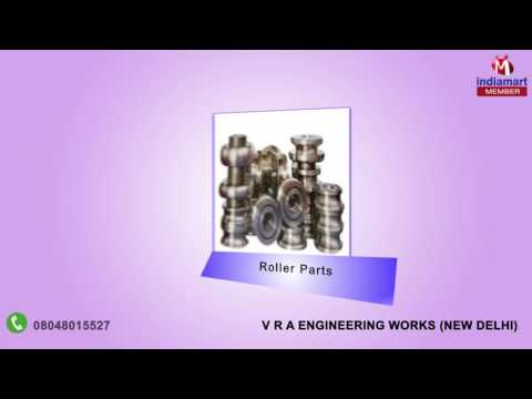 Industrial And Lathe Machine Parts By V R A Engineering Works, New Delhi