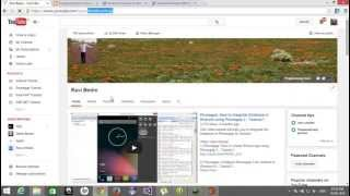 Free Android Application Development Tutorial 11 - How to Use Progressbar Control in Android
