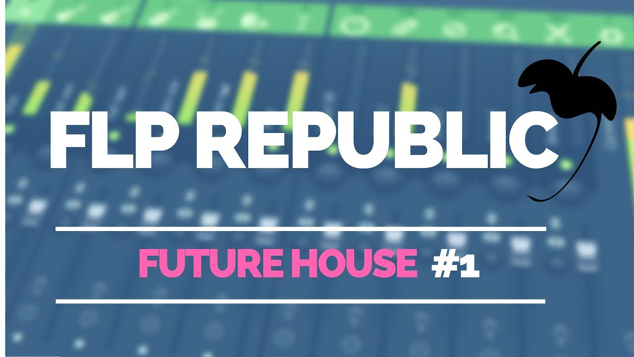 Future House #1(Free FLP)