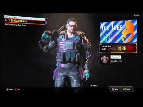 Truco/Glitch| M27 En El Especialista|Call of Duty: Black Ops III|TheBlacksHD