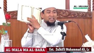 ust zulkifli muhammad ali lc ungkap siapa sebenarnya ahok nusron wahid syafii maarif