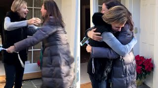 Emotional Homecoming Surprise by Daughter on Thanksgiving || Best Viral Videos