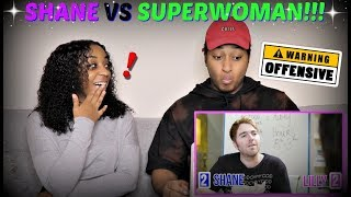"IISuperwomanII ""Really Offensive Video (ft. Shane Dawson)"" REACTION!!!"
