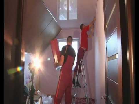 Мансардные натяжные потолки, г. Днепропетровск, Sky Dream