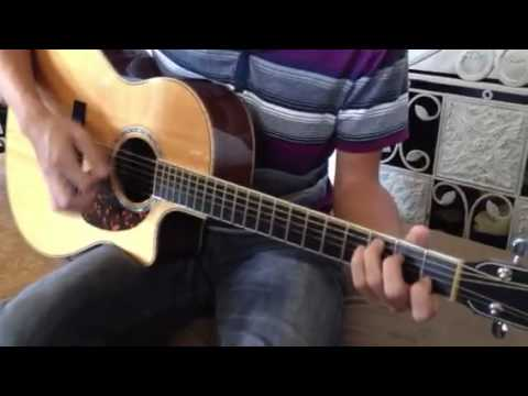 Guitar Lesson -True Love-